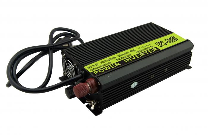 Dc to Ac off grid 500w modified sine wave power inverter